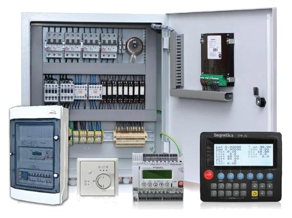 Автоматика для вентиляции – специальная продукция для повышения эффективности и упрощения работы вентиляционной системы приточного, вытяжного или комбинированного типов.