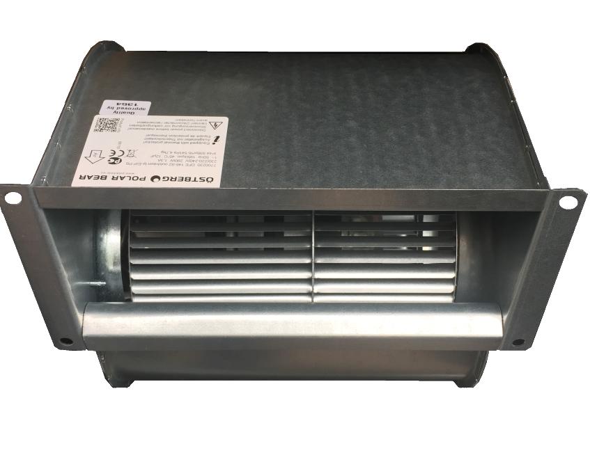 Центробежные вентиляторы DFE
