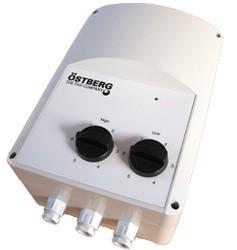 Пятиступенчатые регуляторы скорости VRDE 7.5