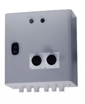 Пятиступенчатые регуляторы скорости VRDT-L 2.5