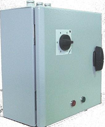 Пятиступенчатые регуляторы скорости VRTT-L 11