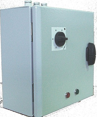 Пятиступенчатые регуляторы скорости VRTT-L 2.5
