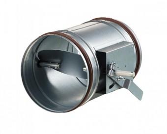 Воздушные клапан КВК 125 М