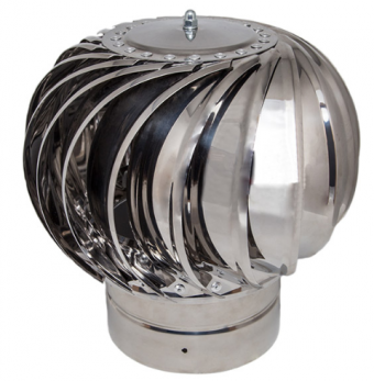 Дефлектор активный ТД 145 мм