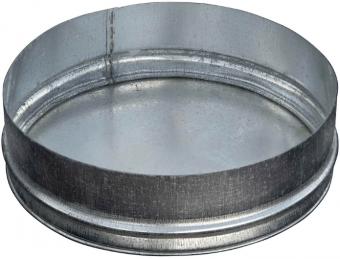 Заглушка вентиляционная 160 мм