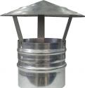 Зонт вентиляционный круглый 100 мм