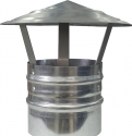 Зонт вентиляционный круглый 140 мм