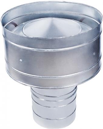 Дефлектор вентиляционный круглый 125 мм