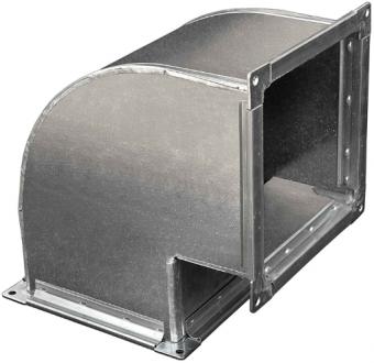 Отвод 45-D500