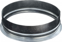 Врезка прямая круглая 450 мм