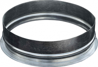 Врезка прямая круглая 100 мм