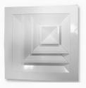 Диффузор потолочный 2АПНу 525x225
