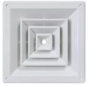 Диффузор потолочный 450x450 мм