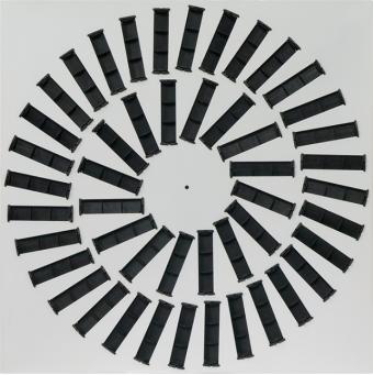 Диффузор вихревой 450x450-20