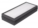 Кассетный фильтр высокой эффективности H13 457x457x150