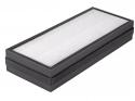 Кассетный фильтр высокой эффективности H13 610x610x150