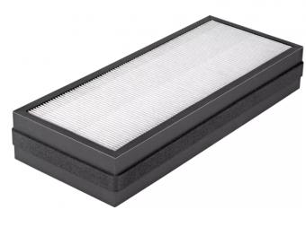 Кассетный фильтр высокой эффективности H13 610x610x300