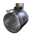 Клапан Сигмавент-180-НО-100-ЭМ(220)