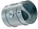 Воздушный клапан DCr 160 (ручное управление)