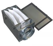 Вытяжная установка для вентиляции помещения