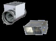 Канальный электрический нагреватель для вентиляционных систем