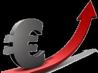 Повышение курса евро и доллара