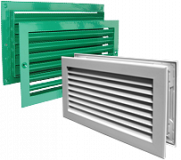 Вентиляционные решетки для вентиляции и кондиционирования от 147 руб.шт