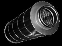 Шумоглушители для вентиляции от 806 рублей