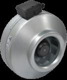 Канальные круглые вентиляторы от 100 до 355 мм