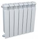 Радиатор алюминиевый Ogint Delta Plus 500 7 секций (938Вт)
