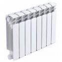 Радиатор алюминиевый Ogint Delta Plus 350 8 секций (824Вт)