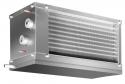 Водяной охладитель для прямоугольных каналов WHR-W 600x300-3