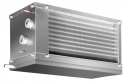 Водяной охладитель для прямоугольных каналов WHR-W 600x350-3