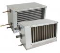 Канальный фреоновой охладитель КФО 600x350 /3