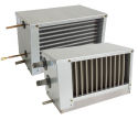 Канальный фреоновой охладитель КФО 700x400 /3