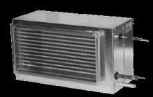 Канальный водяные охладитель от производителя.