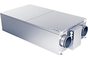 Приточно-вытяжная установка HERU 90 LP EC AL