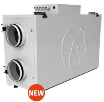 Приточно вытяжная установка Blauberg Komfort Ultra EC L2 300-E S14