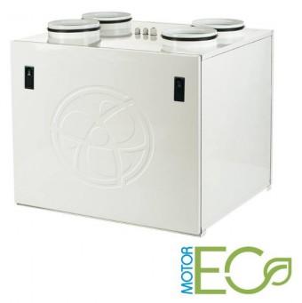 Приточно вытяжная установка Blauberg Komfort EC SВ550 S21