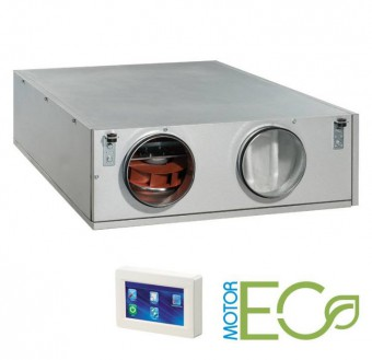 Приточно вытяжная установка Blauberg Komfort EC DE700-1.5 S11