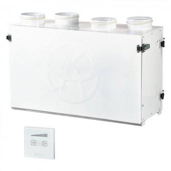 Приточно вытяжная установка Blauberg Komfort Ultra S250-E S12