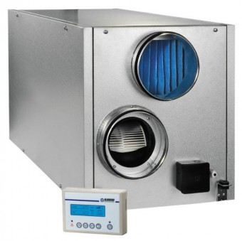 Приточно вытяжная установка Blauberg Komfort LE1700-18 S16