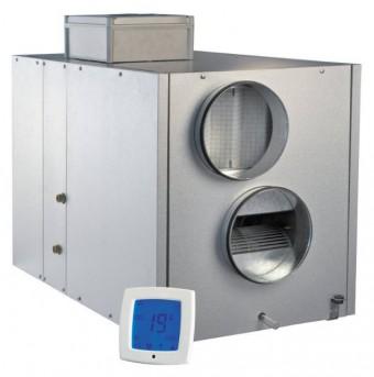 Приточно вытяжная установка Blauberg Komfort LW1700-4 S13