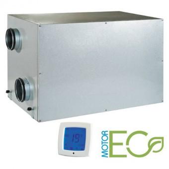 Приточно вытяжная установка Blauberg Komfort Roto EC LW400-2 S17
