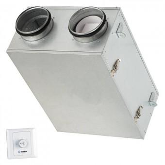Приточно вытяжная установка Blauberg Komfort Ultra D105 A