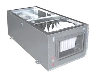 Приточная вентиляционная установка CAU 4000-1-22.5-3 VIM