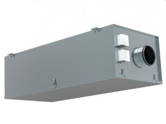Приточная вентиляционная установка CAU 2000-1-9.0-3 VIM