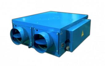 Приточно-вытяжная установка Climate 038W с водяным калорифером