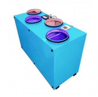 Установка Climate Vi 035 W с водяным калорифером