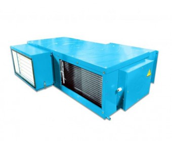 Приточно-вытяжная установка Climate 067W с водяным калорифером